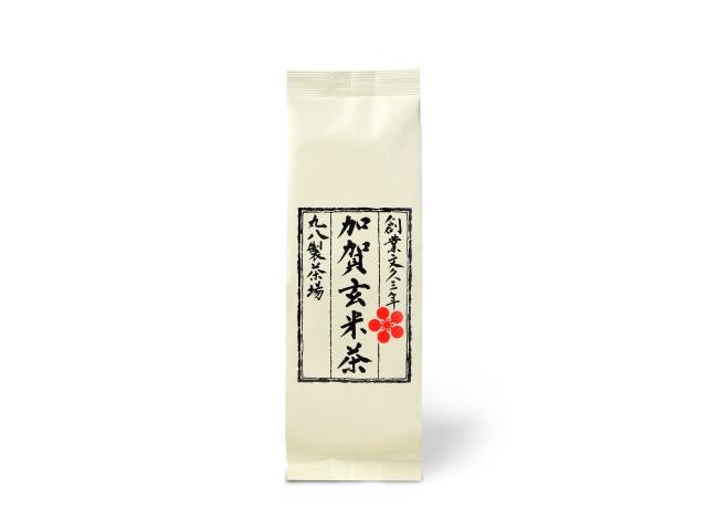 加賀玄米茶 120g 袋入