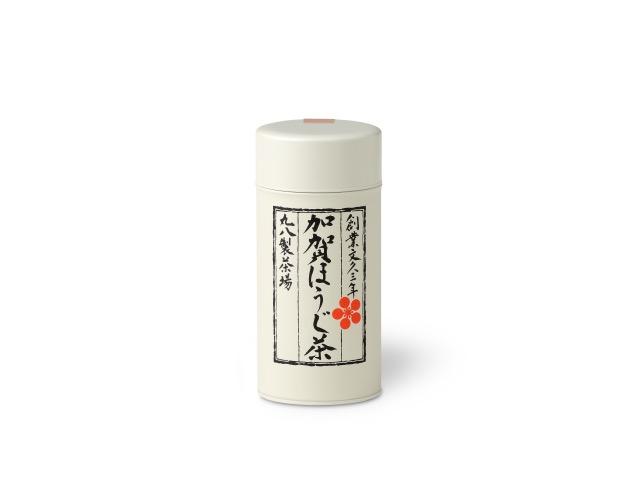 加賀ほうじ茶 60g 缶入